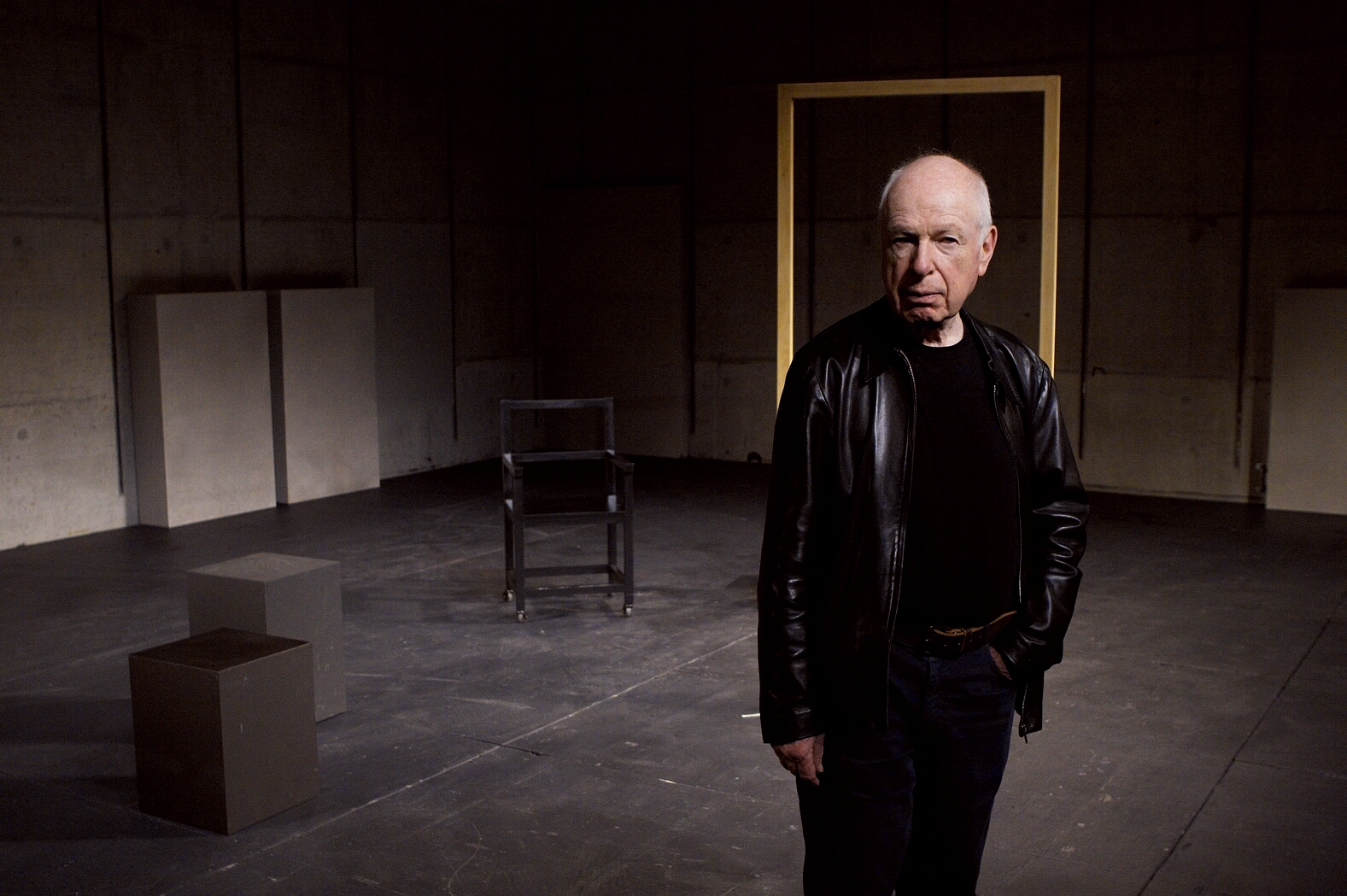 Peter Brook On Pinterest Otoole Empty Spaces And